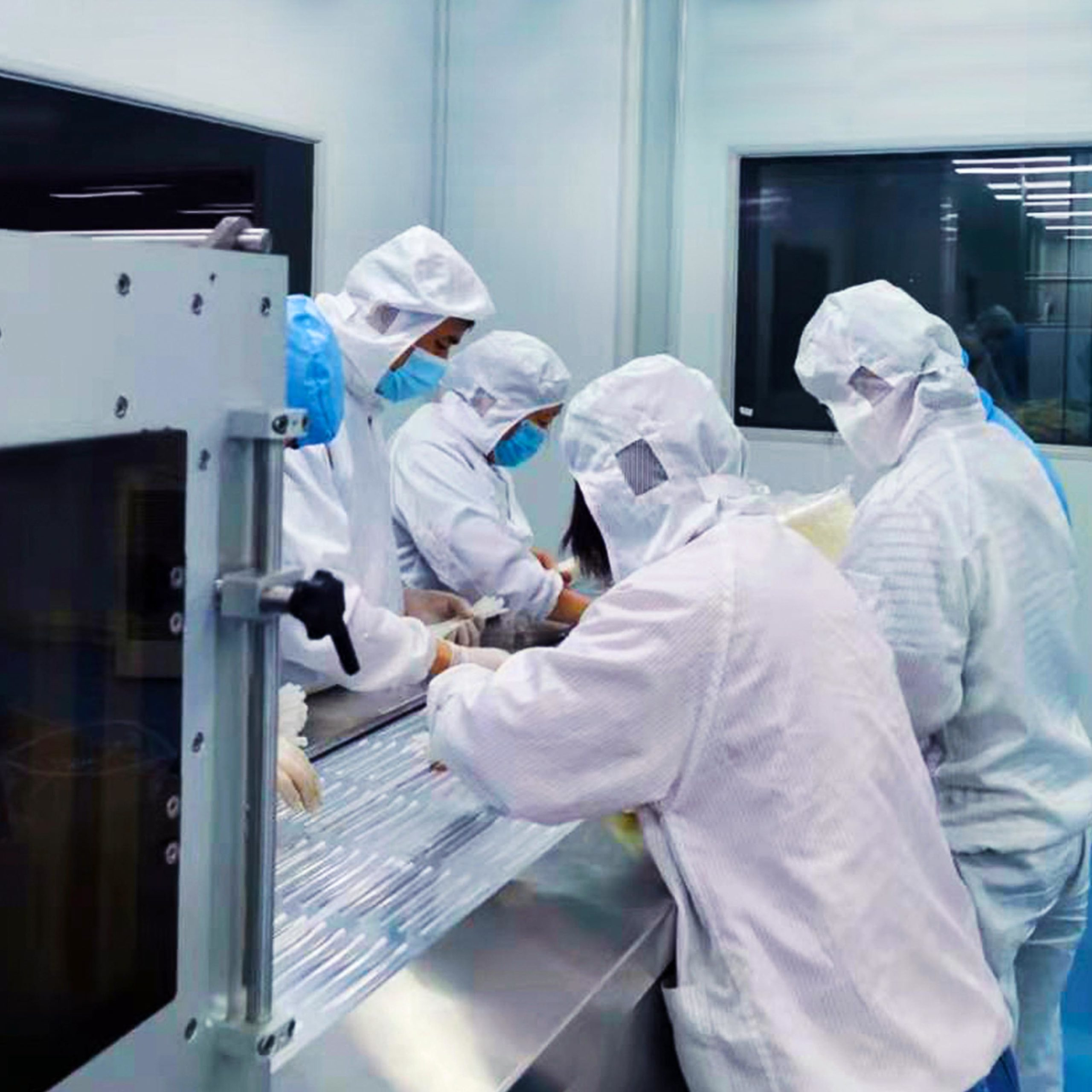 Sterilized Environment to provide with highest purity in laboratory consumables